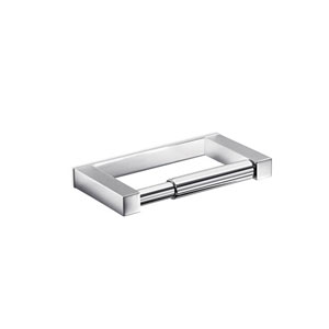 Divo Toilet Paper Holder in Polished Chrome