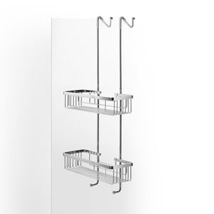 Filo Polished Chrome Bathroom Accessories