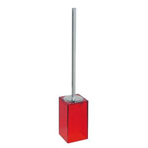 Gigi 5380 Red Toilet Brush Holder