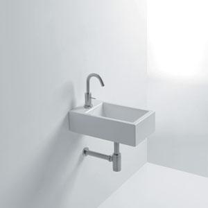 Hox Mini Wall Mounted / Vessel Bathroom Sink