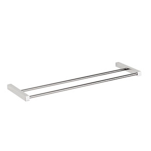 Iceberg Double Towel Bar 24-inch
