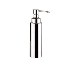 Iceberg Soap Dispenser in Polished Chrome