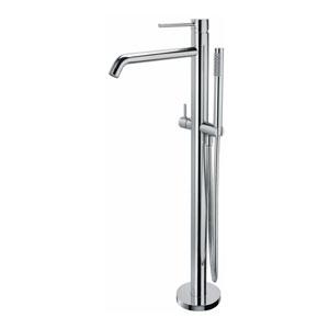 Fonte Polished Chrome Bathroom Fixtures