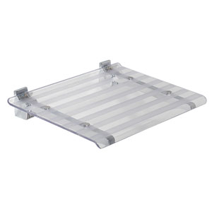 Leo 5368 Transparent Shower Seat