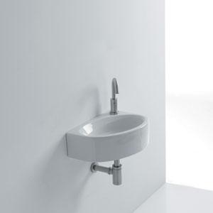 Mega Wall Mounted Bathroom Sink
