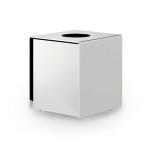 Otel Tissue Box in Stainless Steel