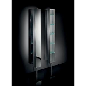 Linea Stainless Steel Medicine Cabinet/Storage Unit