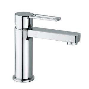 Fonte Ringo Polished Chrome Single Hole Bath Faucet