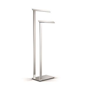 Ranpin Bathroom Towel Holder Stand in Stainless Steel