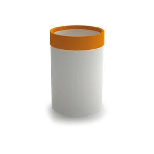 Complements Orange Bathroom Accessories