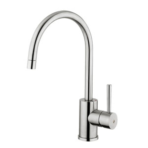 Fonte Polished Chrome Kitchen Faucet