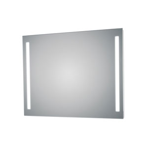 LED Lighted Wall Bathroom Mirror with Front Side Lights