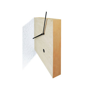 Tablet Rustic Wall Clock