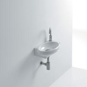 Zetta Wall Mounted Bathroom Sink