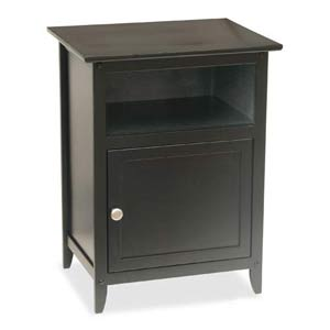 Black Night Stand