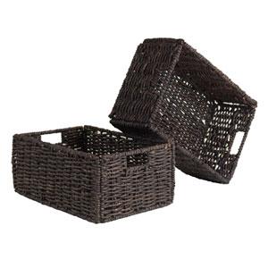 Granville Set of 2 Medium Foldable Baskets