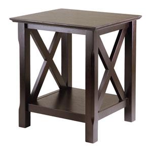 Xola Cappuccino End Table