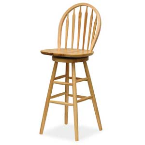 Windsor 30-Inch Swivel Bar Stool