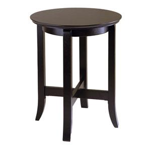 Toby Dark Espresso End Table
