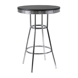 Summit 30-Inch Round Pub Table