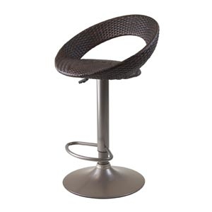 Bali Woven Seat Air fit Adjustable Stool