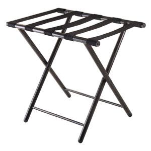 Tavin Luggage Rack, Folding Straight Leg