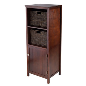 3 Piece Brooke Jelly Cupboard with 2 Baskets