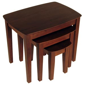 Three-Piece End Tables