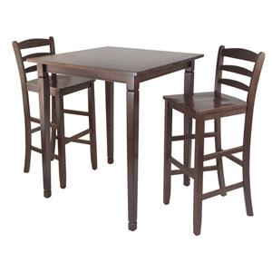 Kingsgate Pub Dining Table w/ Ladder Back High Chair