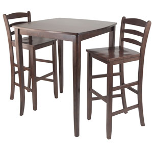 Inglewood Pub Dining Table w/ Ladder Back Stool