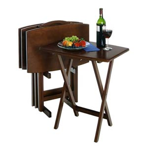 Five-Piece Oversize TV Table