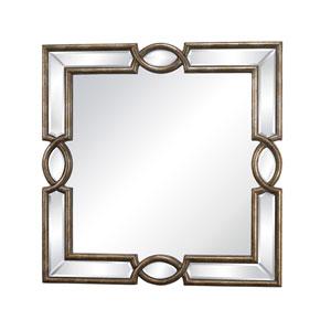 Syracuse Antique Gold Syracuse Mirror