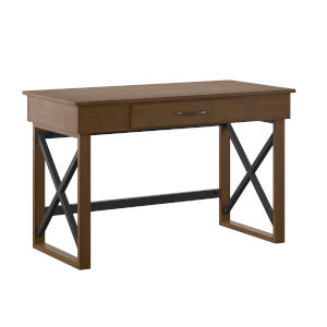 Astros Brown Lift Top Desk