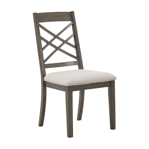 Robinson Espresso Dining Chair, Set of Two