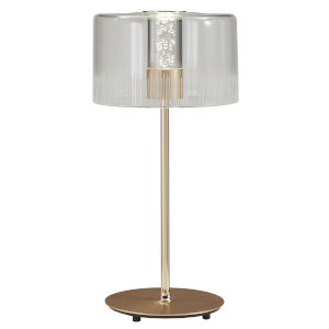 Maxwell Gold One-Light Table Lamp