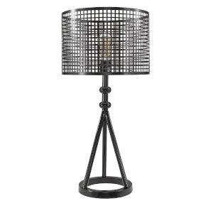 Spears Black One-Light Table Lamp