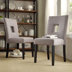 Jacot Keyhole Side Chair, Set of 2