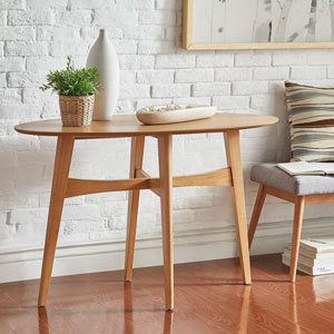 Ainsley Danish Mod Console Table