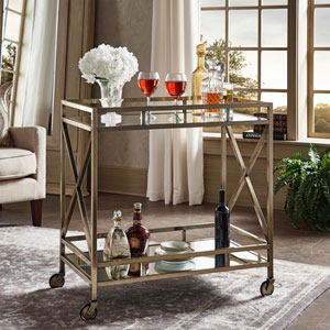 Amalia Bar Cart