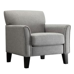 Walker Grey Arm Chair