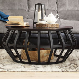 Cage Coffee Table
