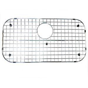 Premium Kitchen Stainless Steel 14-Inch Bottom Grid