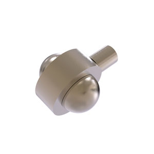 Antique Pewter Two-Inch Cabinet Knob