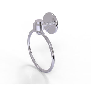 Satellite Orbit One Polished Chrome Two-Inch Towel Ring