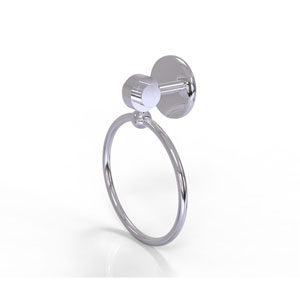 Satellite Orbit Two Polished Chrome Four-Inch Towel Ring