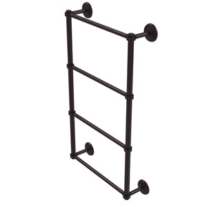 Monte Carlo Antique Bronze 30-Inch Four-Tier Ladder Towel Bar