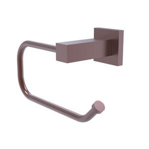 Montero Antique Copper Four-Inch Toilet Tissue Holder