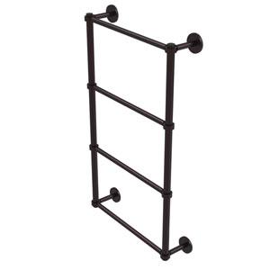 Prestige Skyline Antique Bronze 30-Inch Four-Tier Ladder Towel Bar