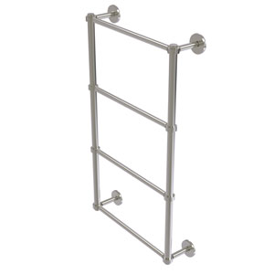 Prestige Skyline Satin Nickel 30-Inch Four-Tier Ladder Towel Bar