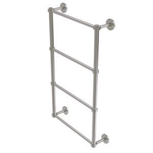 Prestige Skyline Satin Nickel 30-Inch Four-Tier Ladder Towel Bar